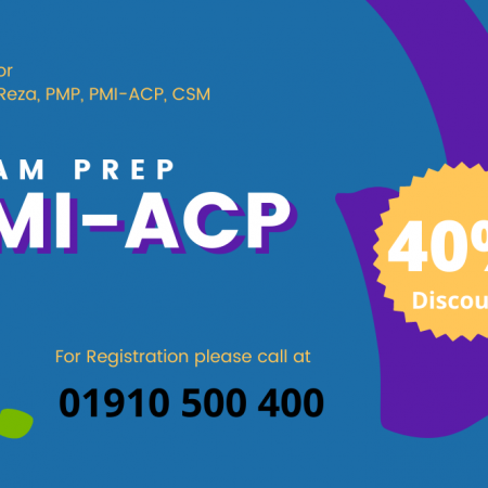 PMI-ACP Exam Preparation Training