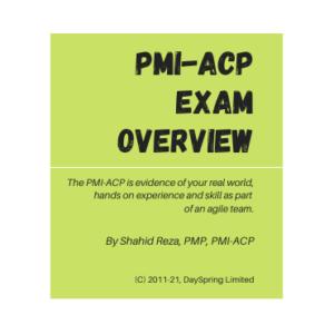 PMI-ACP Presentation Slide