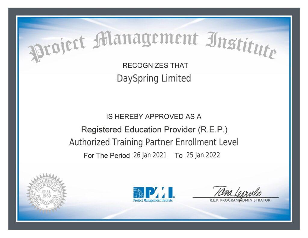 PMP training in Bangladesh